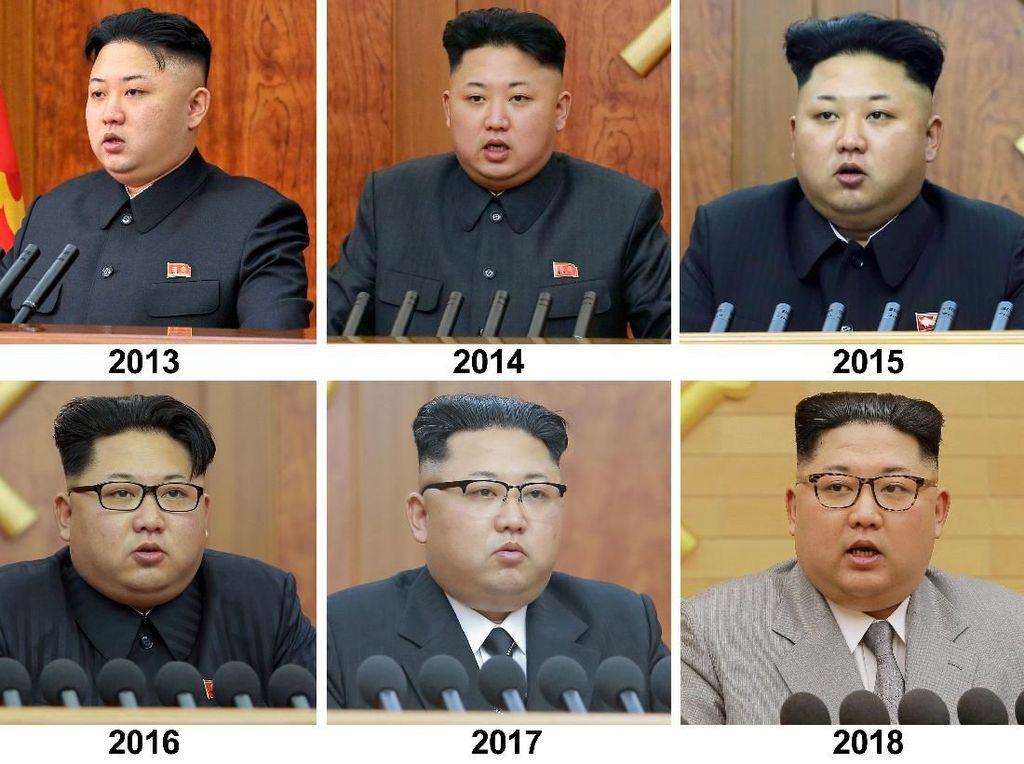 Gaya Rambut Pejabat Dunia yang Jadi Sorotan