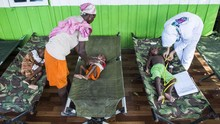 Bupati Asmat Sebut Relokasi Bukan Solusi untuk Gizi Buruk