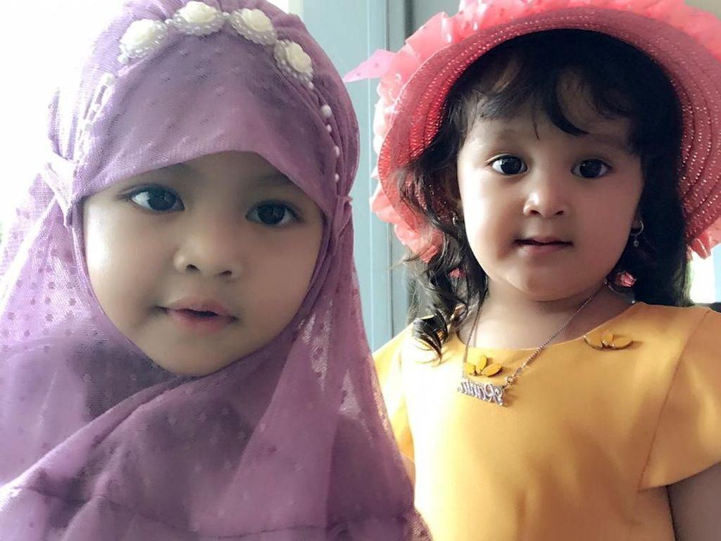 Gemasnya Sabil dan Sabina, Putri Nuri Maulida yang Pakai Hijab
