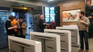 Amazon PHK Ratusan Karyawan