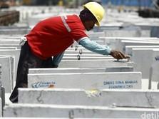 WSKT Perkirakan Kenaikan Laba Bersih 135,91% Pada 2017