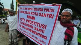 Sweeping Laskar FPI di Pamekasan Atas Koordinasi Mabes LPI