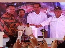 Menteri Rini Pamer Capaian Infrastruktur di Era Jokowi