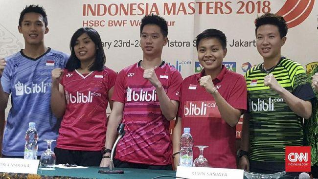 Naik Level, Indonesia Masters Bakal Makin Sengit