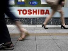 Perbaiki Strategi Bisnis, Toshiba Akan PHK 7.000 Pekerja