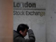 Bursa Saham Eropa Merosot