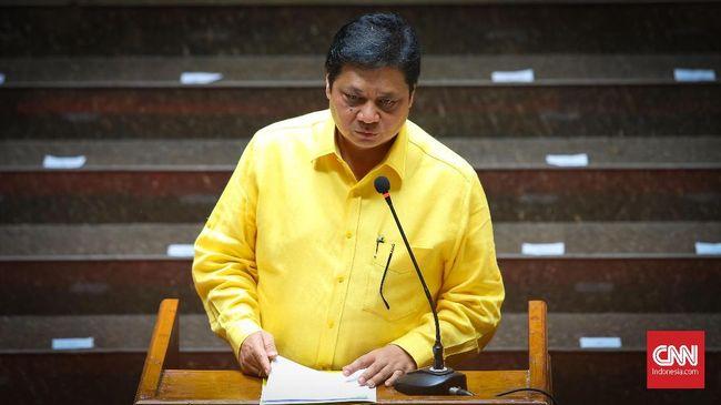 Ganti Ketua Umum, Elektabilitas Golkar Masih Stagnan