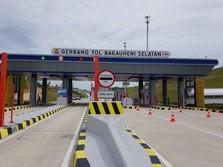 Tarif Tol Dalam Kota Diperkirakan Tak Turun di Bawah Rp 1.000