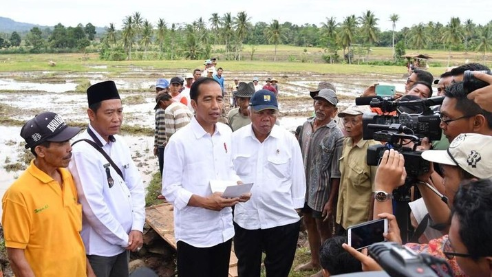 Presiden Joko Widodo (Jokowi) berjanji akan mengambil keputusan 'gila' di sektor ekonomi dalam lima tahun kedua periode kepemimpinan.