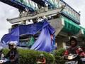 LRT Kayu Putih Roboh, Pemprov DKI Dinilai Bertanggung Jawab