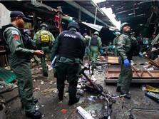 Bom Motor di Pasar Thailand Tewaskan Tiga Orang