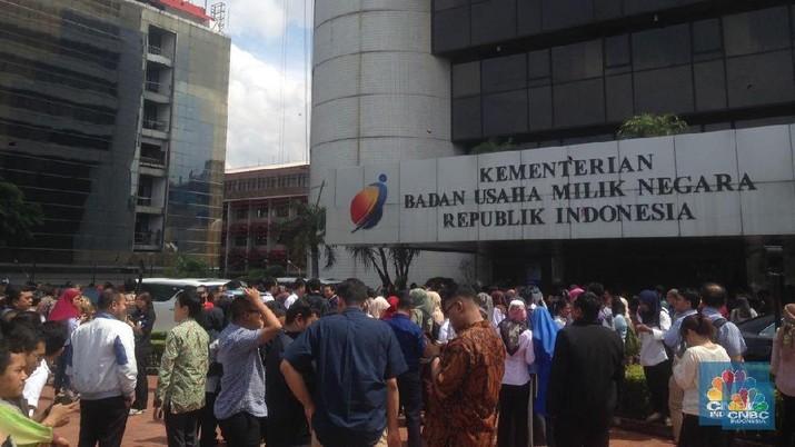 PPA mengelola BUMN bermasalah PT Kertas Leces, PT IGLAS, PT Kertas Kraft Aceh dan PT Merpati Airlines.