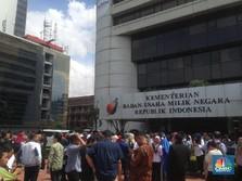 Utak-atik Direksi BUMN Lewat RUPSLB, Sarat Politis?
