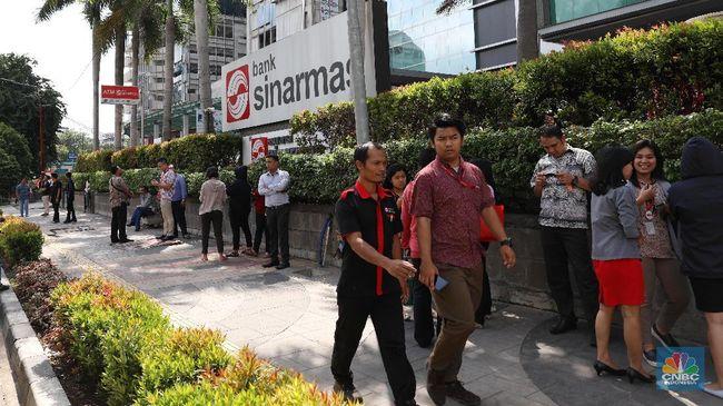 SMMA Pandemi, Laba Induk Jasa Keuangan Sinarmas Drop 21% di Q1