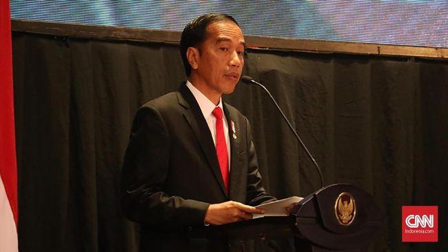 Ketika Jokowi Jadi Wartawan di Hari Pers Nasional