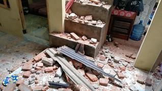 Gempa Terjadi 47 Kali di Lebak dalam 4 Hari Terakhir