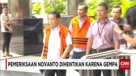 Setya Novanto Diperiksa sebagai Saksi untuk Fredrich Yunadi
