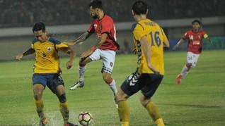 Bali United Gagal di Liga Champions Asia, Widodo Tetap Bangga