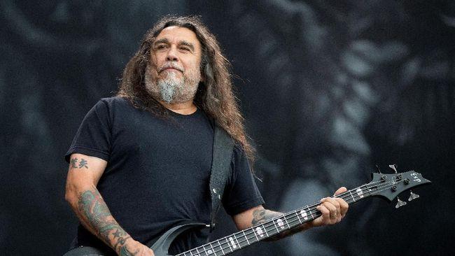 Band Slayer Umumkan Gelar Tur Perpisahan