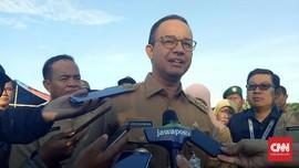 Enggan Tanggapi Wacana Interpelasi, Anies Fokus Tata Jakarta
