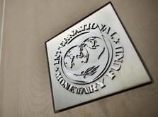 Wah! IMF Pangkas Habis Proyeksi PDB Global di 2019