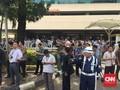 Gempa Guncang Jakarta, Warga Berhamburan Keluar