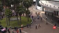 VIDEO: Jakarta Diguncang Gempa, Warga Menyelamatkan Diri