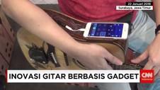 Gitar Berbasis Gadget