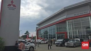Dealer Mitsubishi di Bekasi Bernilai Rp35 Miliar
