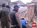 Masjid dan Sekolah di Sukabumi Ikut Rusak Akibat Gempa Lebak