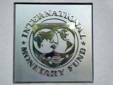IMF Prediksi Ekonomi RI Jatuh ke Level Terendah Sejak 1998