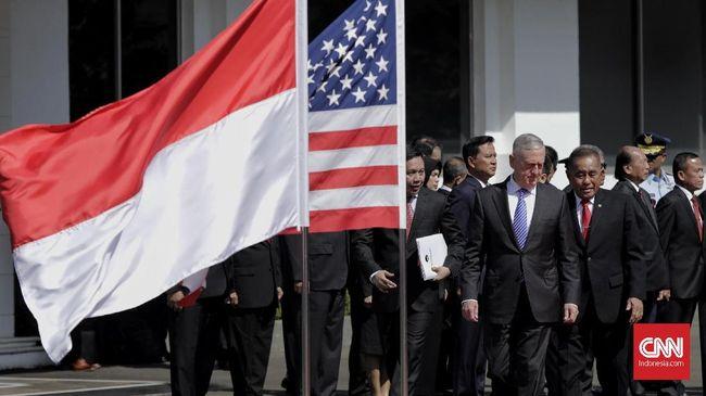 Bertemu Menhan AS, Wiranto Berbagi Pengalaman Atasi Terorisme