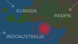 Alasan Indonesia Sering Dilanda Gempa Tektonik