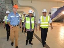 Beroperasi Juni, Tarif LRT Palembang Rp 5.000