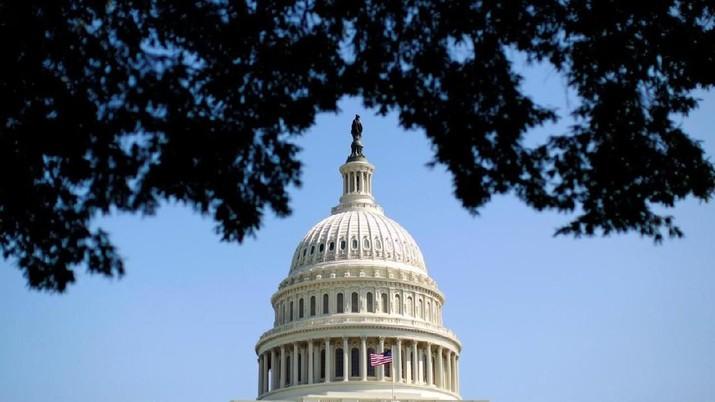 Senat AS sepakat meloloskan rancangan anggaran sementara untuk akhiri penutupan pemerintahan