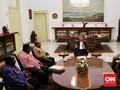 Jokowi Kumpulkan Tokoh Papua dan Asmat Bahas Wabah Campak