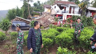 Klarifikasi BNPB Soal Isu Gempa Megathrust di Selatan Jawa