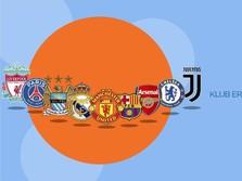 10 Klub Sepakbola Berpendapatan Terbesar