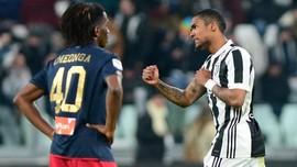 Tekuk Genoa, Juventus Kembali Pangkas Jarak dari Napoli