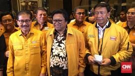 Wiranto Bentuk Tim Khusus Satukan Hanura OSO dan Daryatmo