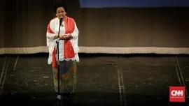 Megawati Sindir Orang yang Tak Hormati dan Hargai Merah Putih