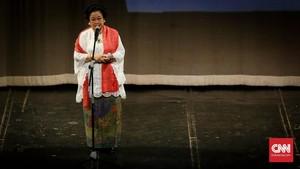 Monas Cagar Budaya, Megawati Kritik Anies Gelar Formula E