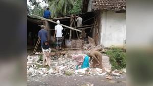Gempa Lebak Terasa Hingga Lampung dan Bantul, Yogyakarta
