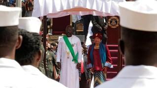 AS Kawal Liberia Atasi Skandal Hilang Uang Negara Rp1,5 T