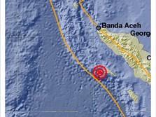Titik Rawan Gempa di RI Naik Empat Kali Lipat dalam 7 Tahun