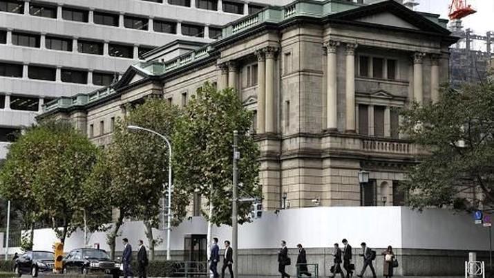 Bank Sentral Jepang Pertahankan Suku Bunga Negatif