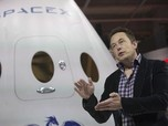 SpaceX Milik Elon Musk Luncurkan Satelit Indonesia