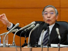 Kuroda Kembali Terpilih Jadi Gubernur Bank Sentral Jepang