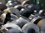 Bikin Jokowi Kesal, RI Impor Baja dari China Hingga Vietnam
