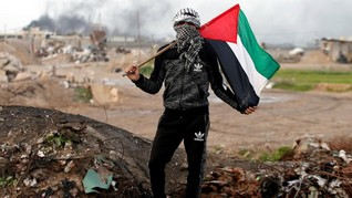 Warga Israel Demo Pembunuhan Orang Palestina di Gaza